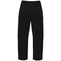 Vêtements Homme Pantalons de survêtement Regatta RG033 Noir
