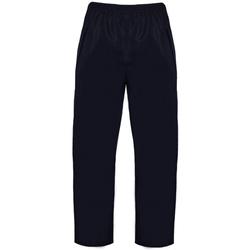 Vêtements Homme Pantalons de survêtement Regatta RG033 Bleu marine