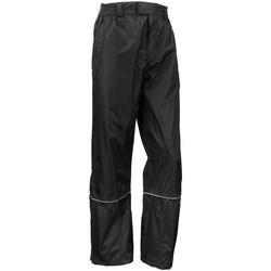 Vêtements Homme Pantalons de survêtement Result RS97 Noir