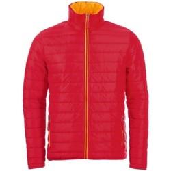 Vêtements Homme Doudounes Sols Padded Rouge