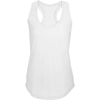 Vêtements Femme Débardeurs / T-shirts sans manche Sols Moka Blanc