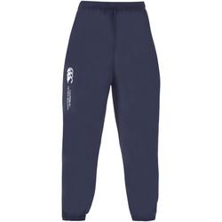 Vêtements Homme Pantalons de survêtement Canterbury CN250 Bleu marine