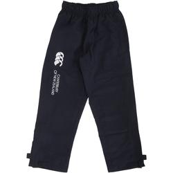 Vêtements Enfant Pantalons de survêtement Canterbury CN250B Bleu marine