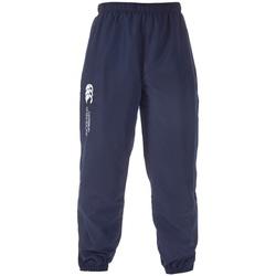 Vêtements Homme Pantalons de survêtement Canterbury Cuffed Bleu marine