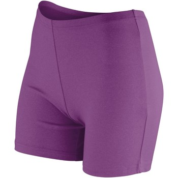 Vêtements Femme Shorts / Bermudas Spiro Softex Raisin