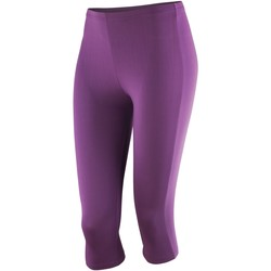 Vêtements Femme Leggings Spiro Softex Raisin