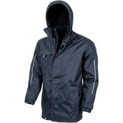 Vêtements Homme Coupes vent Result R236X Bleu marine
