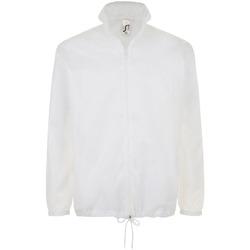 Vêtements Coupes vent Sols Showerproof Blanc