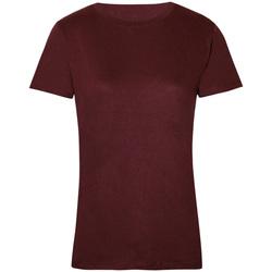 Vêtements Femme T-shirts manches courtes Sols Regent Bordeaux