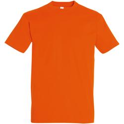 Vêtements Homme T-shirts manches courtes Sols Imperial Orange