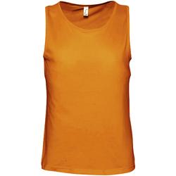 Vêtements Homme Débardeurs / T-shirts sans manche Sols Justin Orange