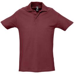 Vêtements Homme Polos manches courtes Sols Spring Bordeaux