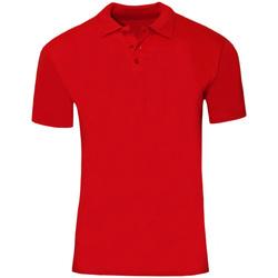 Vêtements Homme Polos manches courtes Sols Jersey Rouge