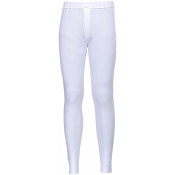 Vêtements Homme Pantalons de survêtement Portwest PW142 Blanc