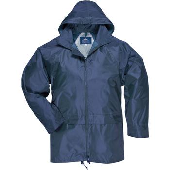 Vêtements Homme Coupes vent Portwest PW166 Bleu marine