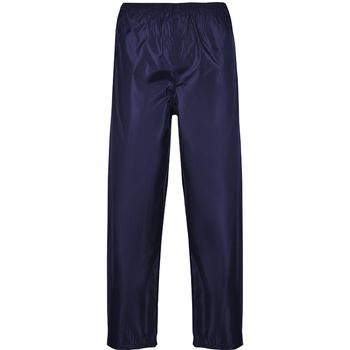 Vêtements Homme Pantalons de survêtement Portwest PW167 Bleu marine