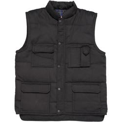 Vêtements Homme Gilets / Cardigans Portwest Shetland Noir