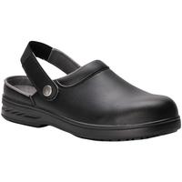 Chaussures Sabots Portwest PW301 Noir