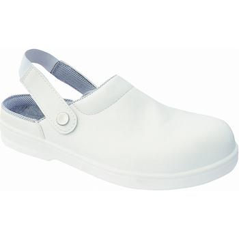 Chaussures Sabots Portwest PW301 Blanc