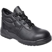 Chaussures Homme Chaussures de sécurité Portwest PW302 Noir
