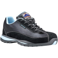Chaussures Femme Baskets basses Portwest PW310 Noir