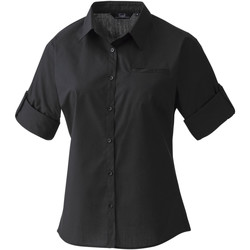 Vêtements Femme Chemises / Chemisiers Premier PR306 Noir