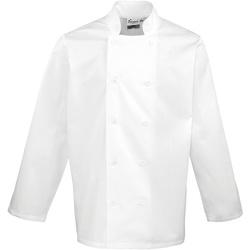 Vêtements Homme Vestes / Blazers Premier PR657 Blanc