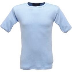 Vêtements Homme T-shirts manches courtes Regatta RG288 Bleu