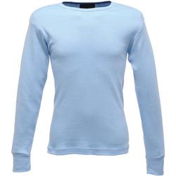 Vêtements Homme T-shirts manches longues Regatta RG289 Bleu