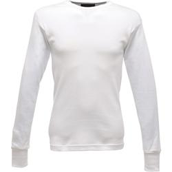 Vêtements Homme T-shirts manches longues Regatta RG289 Blanc