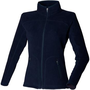 Vêtements Femme Polaires Skinni Fit SK028 Bleu marine