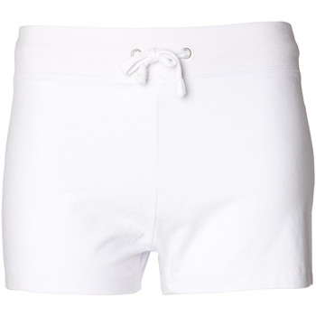 Vêtements Femme Shorts / Bermudas Skinni Fit SK062 Blanc