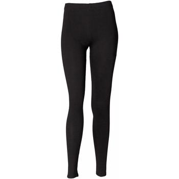 Vêtements Femme Leggings Skinni Fit SK064 Noir