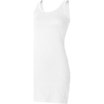 Vêtements Femme Débardeurs / T-shirts sans manche Skinni Fit Stretch Blanc
