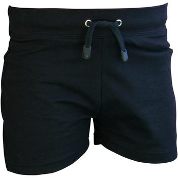 Vêtements Garçon Shorts / Bermudas Skinni Fit SM062 Noir