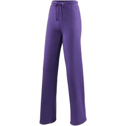 Vêtements Femme Pantalons de survêtement Awdis Girlie Pourpre