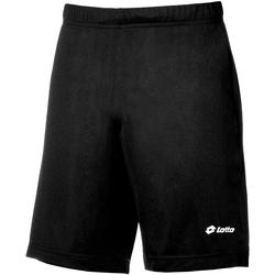 Vêtements Garçon Shorts / Bermudas Lotto Omega Noir