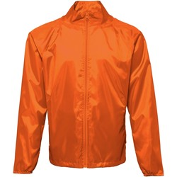 Vêtements Homme Coupes vent 2786 TS010 Orange