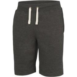 Vêtements Homme Shorts / Bermudas Awdis JH080 Gris foncé