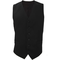Vêtements Homme Gilets de costume Brook Taverner BT1094 Noir