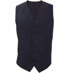 Vêtements Homme Gilets de costume Brook Taverner BT1094 Bleu marine