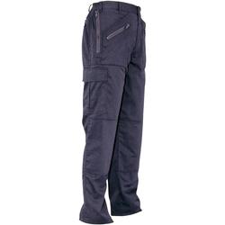 Vêtements Femme Pantalons de survêtement Portwest PW108 Bleu marine
