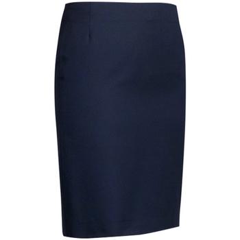 Vêtements Femme Jupes Brook Taverner Sigma Straight Bleu marine