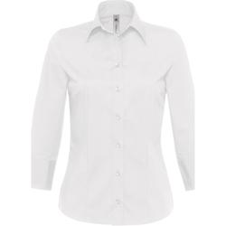 Vêtements Femme Chemises / Chemisiers B And C Milano Blanc