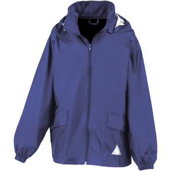 Vêtements Coupes vent Result Windcheater Bleu roi