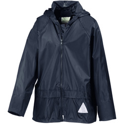Vêtements Garçon Ensembles de survêtement Result RE95J Bleu marine