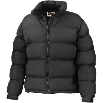 Vêtements Femme Doudounes Result R181F Noir