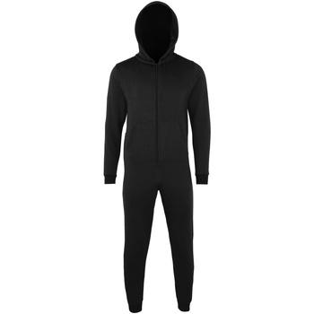 Vêtements Enfant Pyjamas / Chemises de nuit Colortone CC01J Noir