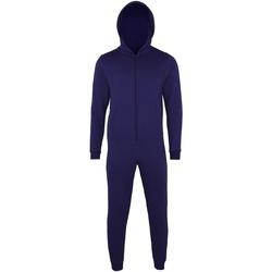 Vêtements Enfant Pyjamas / Chemises de nuit Colortone CC01J Bleu marine