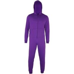 Vêtements Enfant Pyjamas / Chemises de nuit Colortone CC01J Violet